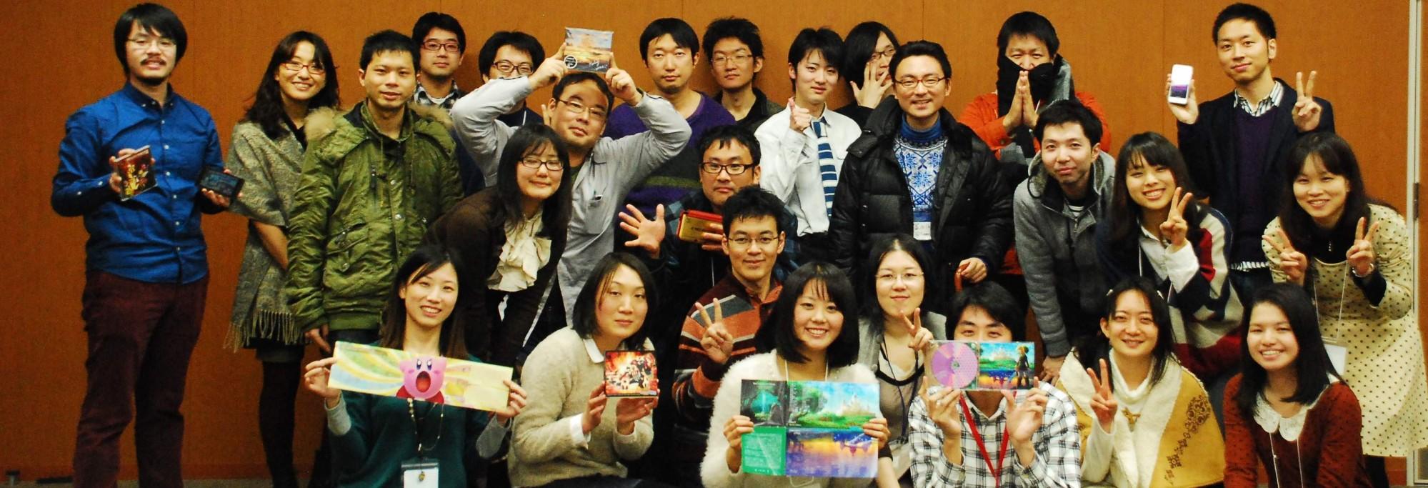 ゲーム音楽探究ゼミ「トライノート」Blog